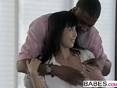 Babes - Black is Better - uber-sexy japanese teenager Marica Hase wants some black cock