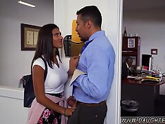 Big tits ass milf anal and blowjob Bring Your ally s daughter to Work Day