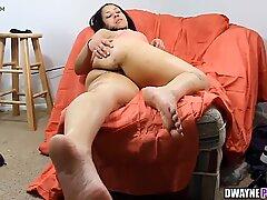 Amateur Ebony Porn Casting