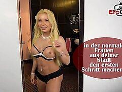 german skinny teenager creampie gangbang party
