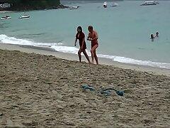 Buck Wild Shows White Beach Puerto Galera Philippines