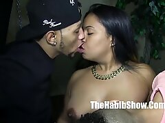 thick dominican freak bangd out by donny sins and macana man