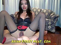 asian intensity deep throats Semen