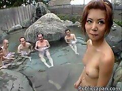 Akane Hotaru lovely asian woman rigid part6